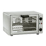Equipex FC-26/1 Quarter-Size Countertop Convection Oven, 120v