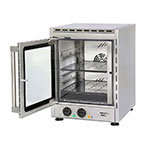 Equipex FC-280V/1 Quarter-Size Countertop Convection Oven, 120v