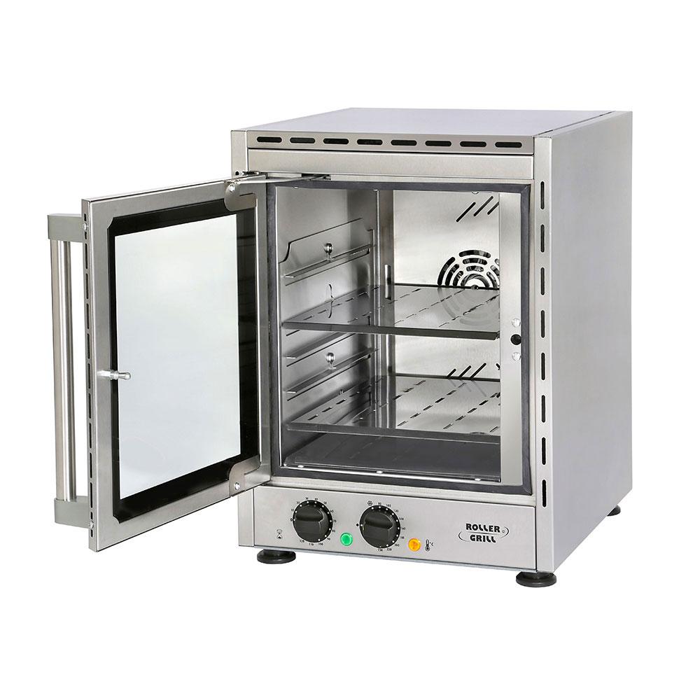 Equipex FC-280V/1 Quarter-Size Countertop Convection Oven, 120v