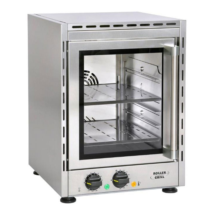 Equipex FC-280V Quarter-Size Countertop Convection Oven, 208v/1ph