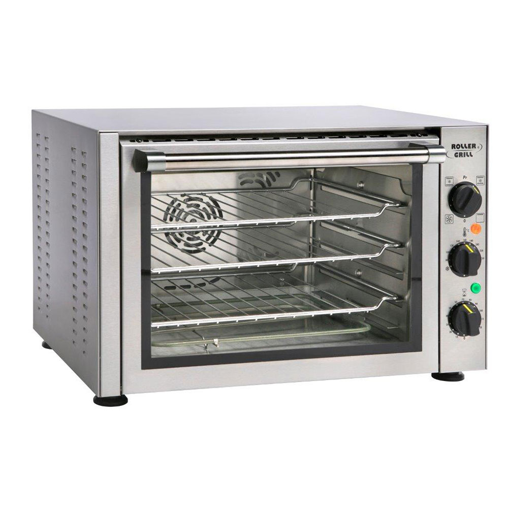 Equipex FC-33/1 Quarter-Size Countertop Convection Oven, 120v