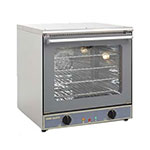 Equipex FC-60 Half-Size Countertop Convection Oven, 208-240v/1ph