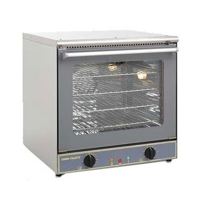 Equipex FC60 Half-Size Countertop Convection Oven, 208-240v/1ph