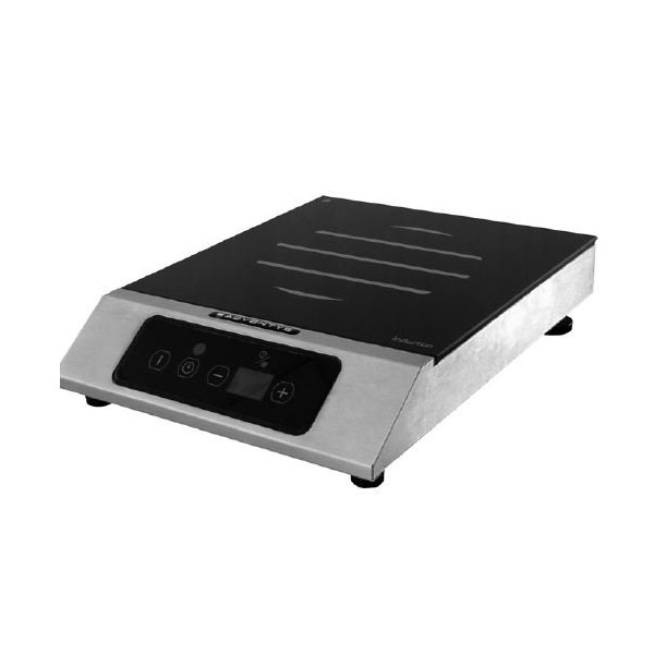 Equipex GL1800C Countertop Commercial Induction Cooktop w/ (1) Burner, 120v