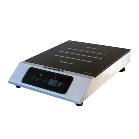 Equipex GL3000C Countertop Commercial Induction Cooktop w/ (1) Burner, 208-240v/1ph