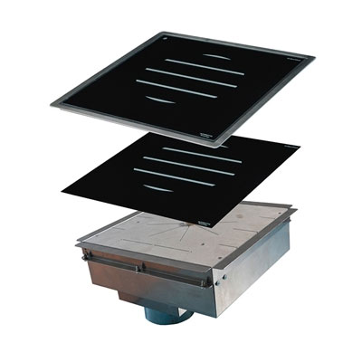 Equipex GL650 DI Drop-In Commercial Induction Cooktop w/ (1) Burner, 120v