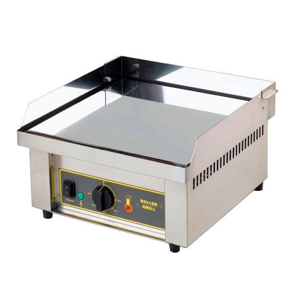"Equipex PCC-400 18"" Electric Griddle - Thermostatic, Steel Plate, 208-240v/1ph"