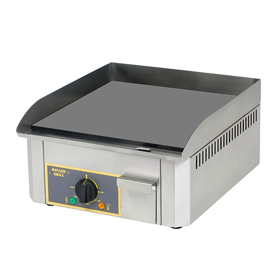 """Equipex PSS-400 15"""" Electric Griddle - Thermostatic, Steel Plate, 208-240v/1ph"""
