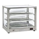 "Equipex WD780S-3/1 30.5"" Countertop Warming Display - (3) Shelves, Stainless, 120v"