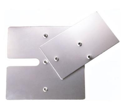 Snap Drape BASESLF1515 Slip-Fit Base For 8-ft Upright, 14-in x 16-in