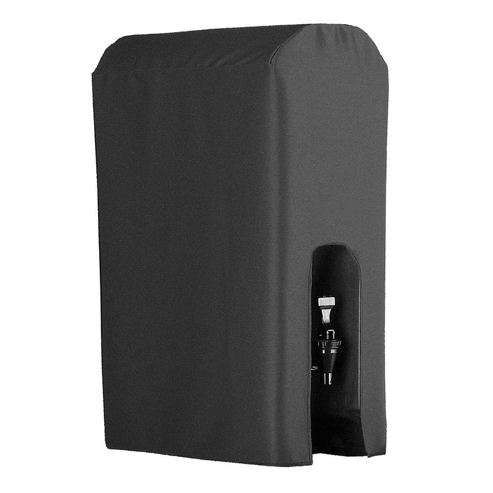 Snap Drape BDCWYN10 CHCL 10-Gallon Beverage Dispenser Cover-Cambro & Carlisle, Charcoal