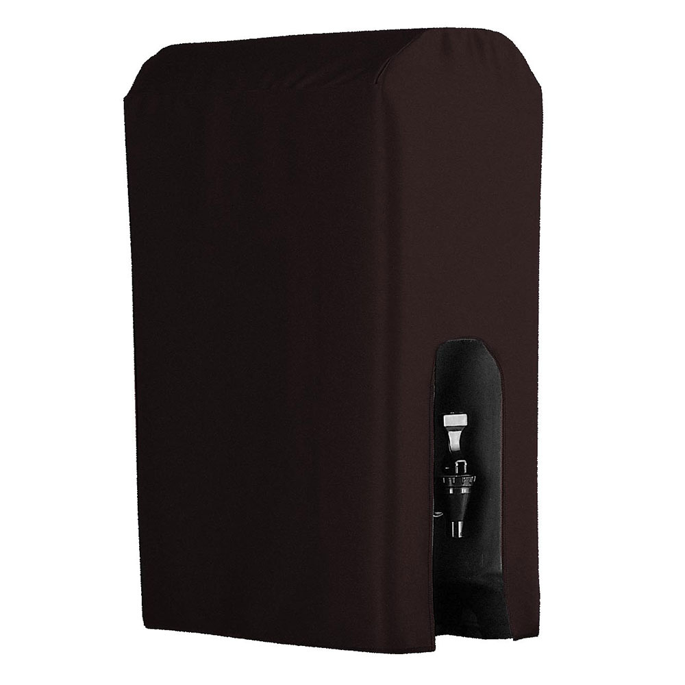 Snap Drape BDCWYN50 BRWN 5-Gallon Beverage Dispenser Cover-Cambro & Carlisle, Brown