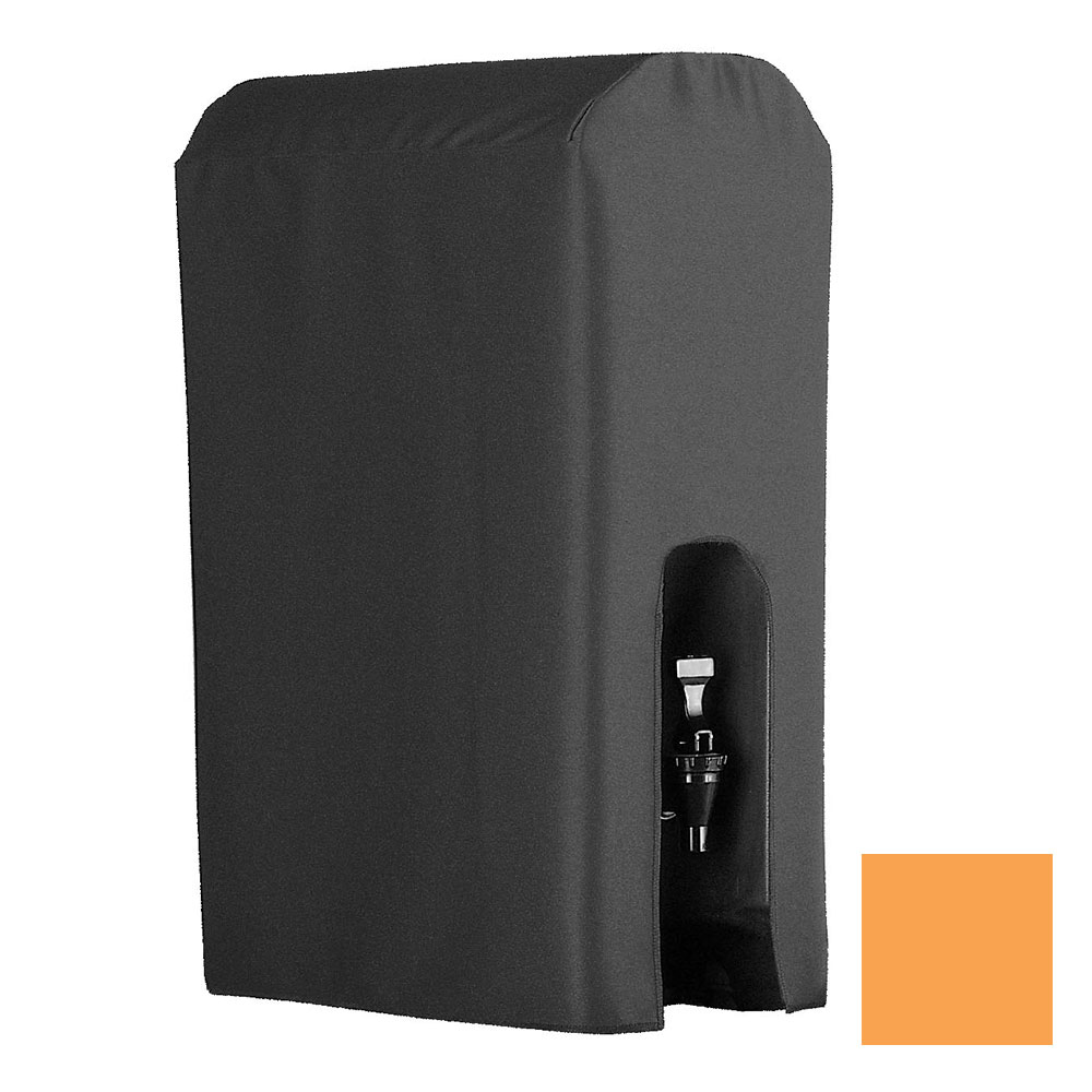 Snap Drape BDCWYN50 TNG 5-Gallon Beverage Dispenser Cover-Cambro & Carlisle, Tangerine