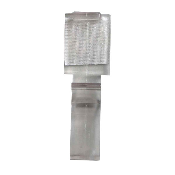 Snap Drape FV Type-FV Velcro Skirting Clip, Fits Stages w/ Steel Aprons