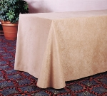 Snap Drape GEN818CC Geneva Double-Sided Conference Cloth, Radius Corners, 8-ft x 18-in