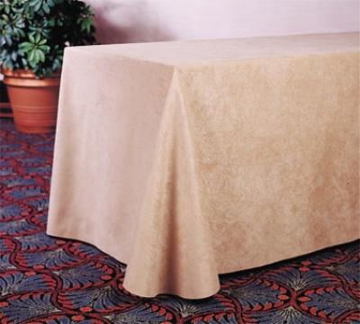 "Snap Drape GEN818CC Geneva Double-Sided Conference Cloth, Radius Corners, 8-ft x 18"""