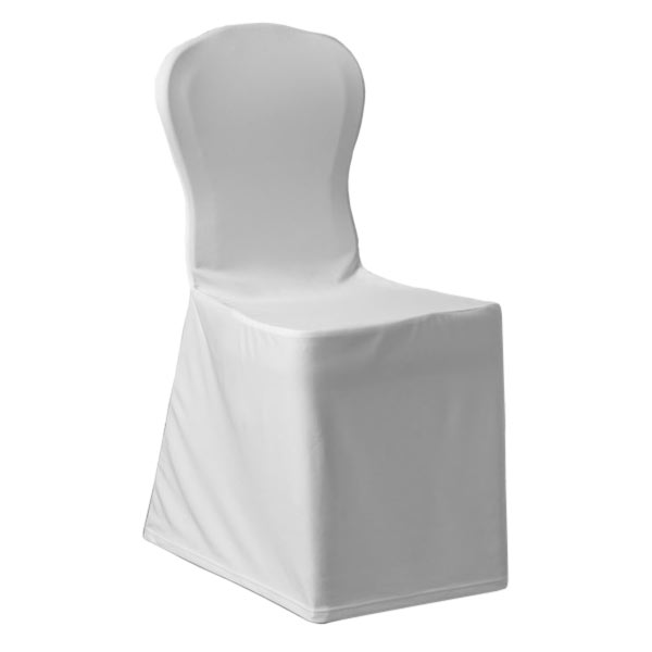 Snap Drape SILCHC Silhouette Chair Cover, Fits Most Stacking Banquet Chairs