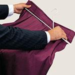 Snap Drape SM24 SkirtMate Hanger For Up To 24-ft Long Skirts, Steel, Enamel Finish