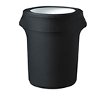 Snap Drape TCCCC35 MAN Contour Trash Can Cover for 35-gal, Mango