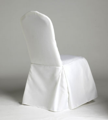 Snap Drape VISCHC VISA Plus Chair Cover, Fits Most Stacking Banquet Chairs