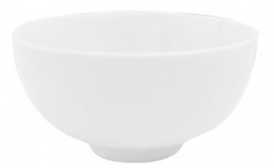 Mayfair 234 16-oz Porcelain Rice Bowl, 5.5-in, White