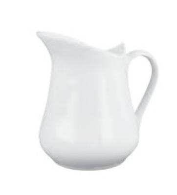 Mayfair 261 4-oz Porcelain Cream Jug, White