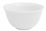 Mayfair 317 3-oz Small Porcelain Lilly Bowl, White