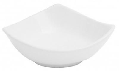 Mayfair 378 8-oz Porcelain Trio Bowl, 5.5 x 2.5-in, White