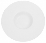Mayfair 385L 8-oz Porcelain Vision Bowl w/ 5-in Center, White