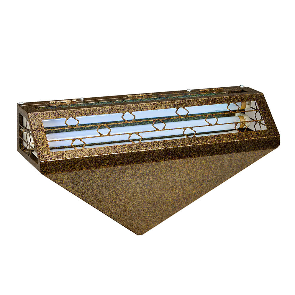 Curtron 120-150GOLD Decorative Silent Fly Trap w/ 1,800-s...