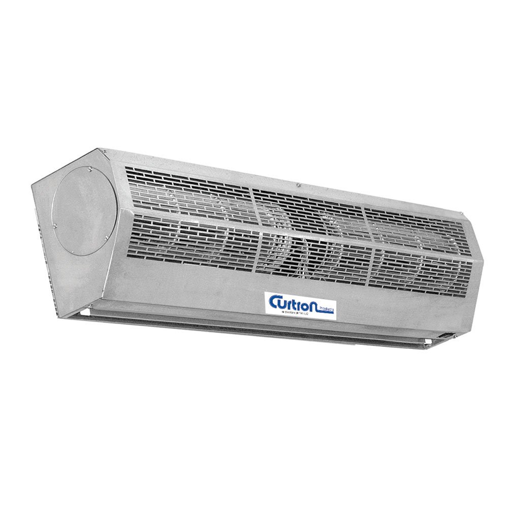 "Curtron AP-2-48-1-SS 48"" Unheated Air Curtain - (2) Speed, Stainless, 120v"