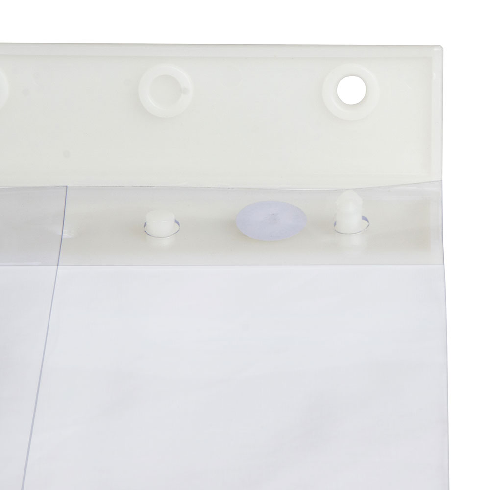 """Curtron CZN-6-PR-4080 Walk-In Cooler Strip Door for Opening Up to 40 x 80"""", 6 x .06"""" Thick"""