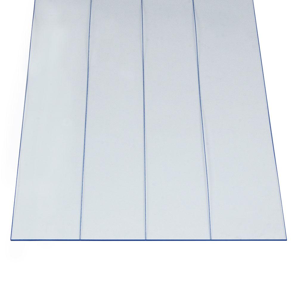 "Curtron M106-PR-5386 M-Series Strip Door for Walk-In Coolers & Freezers, 53""W x 86""H"