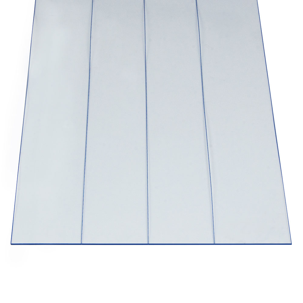 """Curtron M106-S-4786 M-Series Strip Door for Personnel Doors & Walk-In Coolers, 47""""W x 86""""H"""