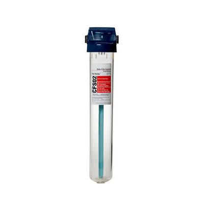 3m Water Filtration 5557610 Single Pre Filter Water Filter Cartridge, Valve