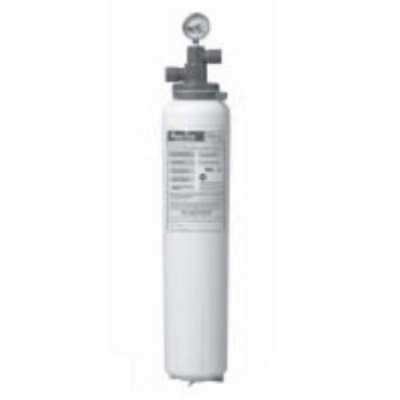 3m Water Filtration 5616402 BEV190 Filter System w/ Shut Off Valve, Removes Sediment, Chlorine Taste & Odor