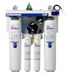 3M Cuno 5623901 TFS450 Reverse Osmosis System w/ Blending Valve & Optional Water Booster Pump