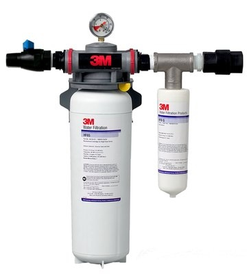 3M Cuno 5624601 SF165 Steamer Reduction Filtration System, 3 Microns