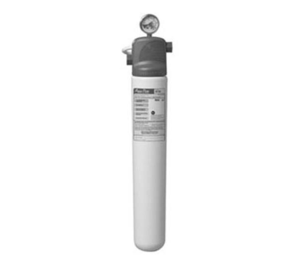 3m Water Filtration BEV130 Single Combination Water Filter Cartridge Assembly, Valve