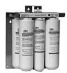 3m Water Filtration BEV150 BEV150 Reverse Osmosis Filtration System w/ Built In Pre & Post Treatment