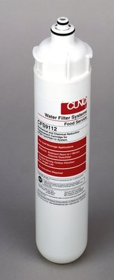 3M Cuno CFS9112 5589203 Replacement Filter, Reduces Sediment, Chlorine & Odor, 1 Micron