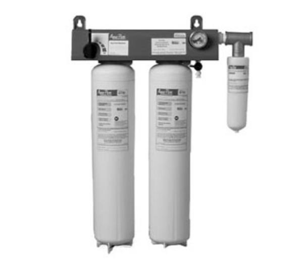 3m Water Filtration DP290 Twin Combination Water Filter Cartridge Assembly, Tank