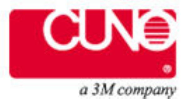 3M Cuno CFS2610SS 2-High Stainless Filter System For High Temperature & High Pressure