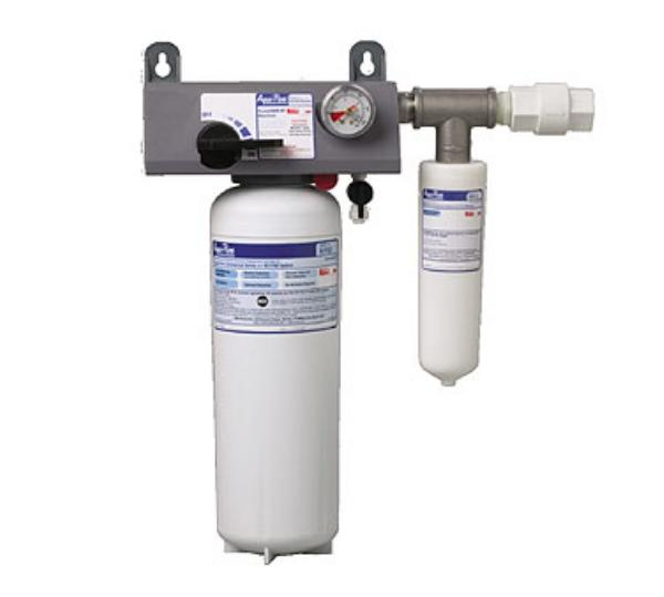 3M Water Filtration SF165SYSTEM Aqua-Pure Water Filter System for Steamers, Flow Rate to 3.34 gpm