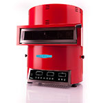TurboChef FIRE Countertop Pizza Oven - Single Deck, 208-240v/1ph, Red