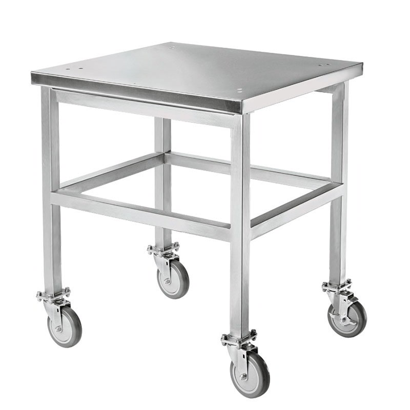 "TurboChef HCT-3004-2 23.5"" Cart w/ Locking Casters"