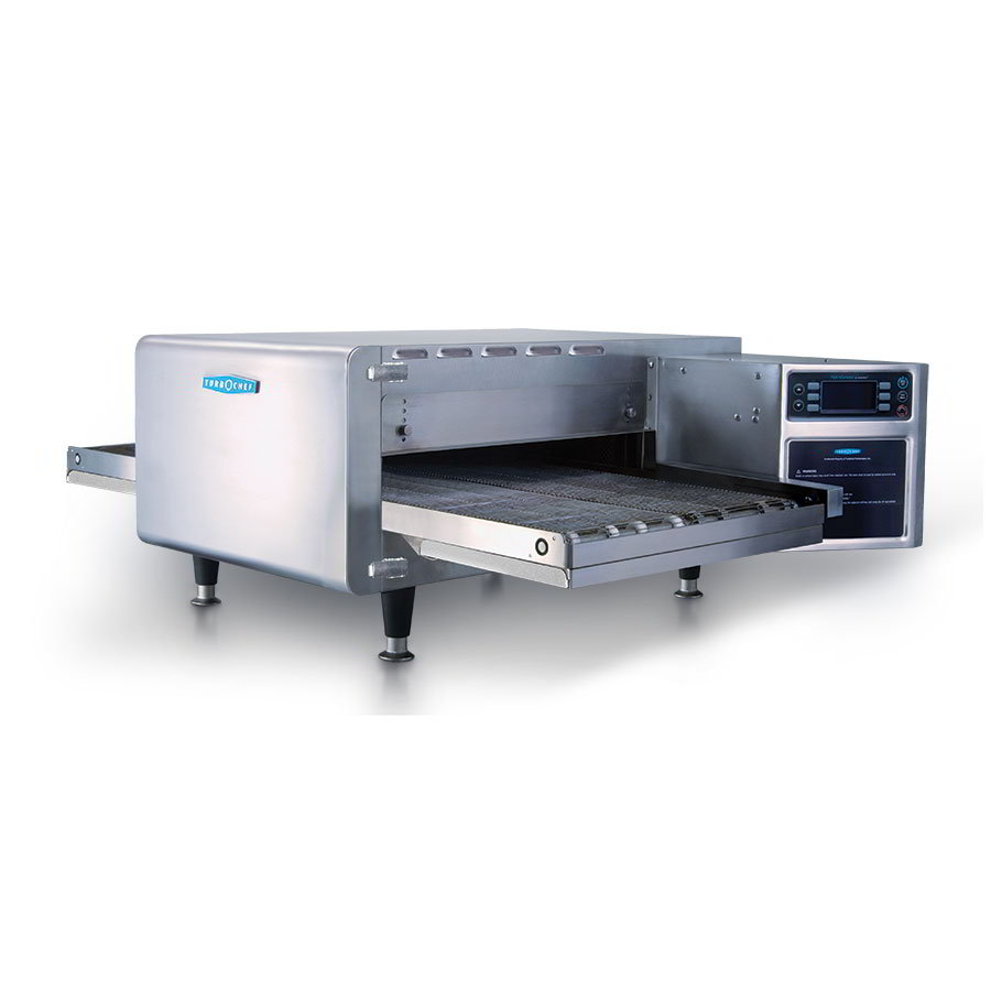 TurboChef HHC2020 Split Belt High Speed Countertop Conveyor Oven, 208v/3ph