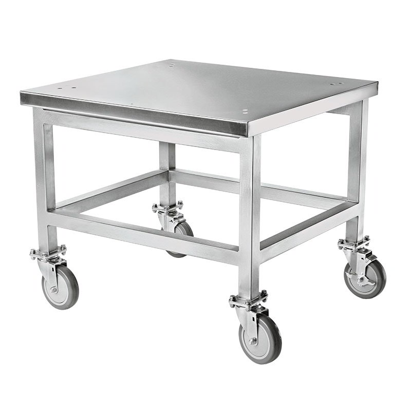 "TurboChef NGC-1217-1 24"" Oven Cart w/ Locking Casters"