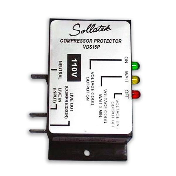 True 801893 Surge Protector, Hardwired, 208V/220V