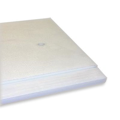 True 810868 Polyethylene Cutting Board, 60 in x 8-7/8 in For Use With Crumb Catcher 874619